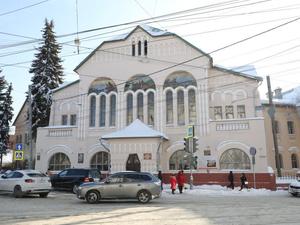 Дворец им. Чкалова в Нижнем Новгороде восстановят к осени 2021 г.