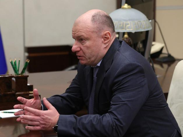 Владимир Потанин, генеральный директор «Норникеля»