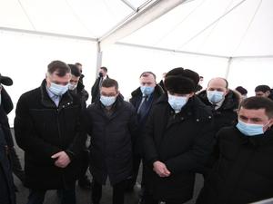 Универсиада, зоны Кольцово, реновация. Что делал в Екатеринбурге вице-премьер Хуснуллин