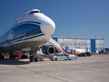 Аэропорт Красноярска планирует увеличить количество грузов до 100 тысяч тонн в год