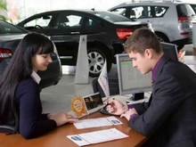 «Новый год — новый автомобиль» — красноярцы активно пошли за автокредитами