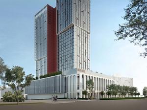 Башня, как в Нью-Йорке: главный архитектор Челябинска — о небоскребе у Алого поля