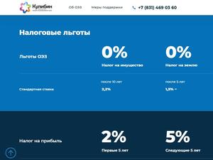 Расскажите партнерам. Два главных интернет-ресурса для инвесторов в Нижегородской области
