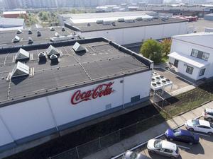 Красноярский завод Coca-Cola произвел почти 60 млн литров напитков