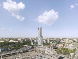 В центре Челябинска планируют построить 55-этажный небоскреб на месте исторических зданий