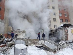 Взрыв бытового газа произошел на Мещерском бульваре в Нижнем Новгороде