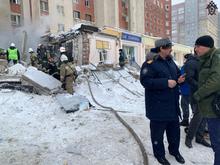 СК начал расследование после взрыва в кафе на Мещерском бульваре