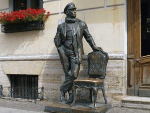 В Челябинске предложили увековечить Остапа Бендера — его прототип работал на ЧТЗ