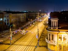 Проспект Мира в Красноярске могут отдать горожанам для прогулок