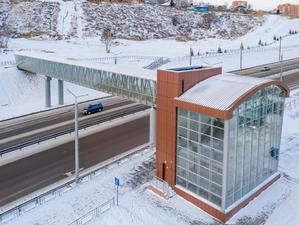 В России может появиться первый автомобильный мост из алюминия