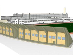 Путь к BIM по-нижегородски: от проекта частного дома до легкоатлетического манежа