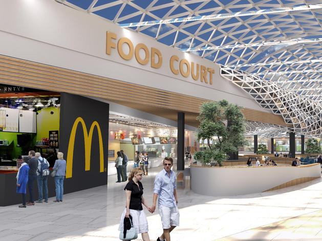 В ТРЦ «Veer Mall», который строит УГМК, откроется почти 20 ресторанов и кафе