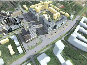 В историческом центре Нижнего Новгорода предложили построить отель с подземным паркингом