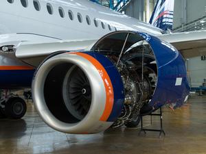 Центр обслуживания Superjet в красноярском аэропорту может появиться через четыре года