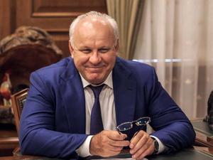 Заповеднику в Хакасии могут присвоить имя Виктора Зимина
