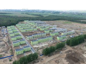 Проблемный ЖК «Времена года» в Нижегородской области достроит новый инвестор