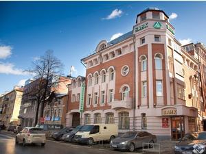 Подешевели на 12 млн. В центре Нижнего Новгорода вновь продают офисы банка «Ассоциация»