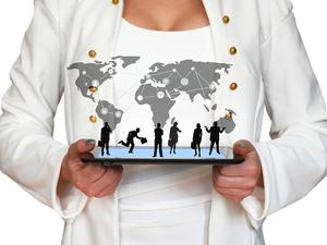 Руководство российским бизнесом на 20% — в женских руках