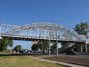 Минстрой разрешил строить автомобильные мосты из алюминия