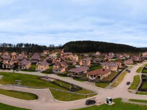 Тюменцы построят большой коттеджный поселок на юге Екатеринбурга. С садиком и школой