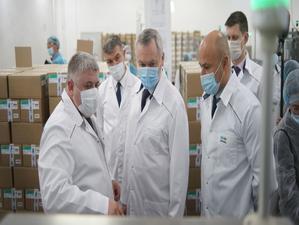 Новый лекарственный цех мощностью 20 млн упаковок в год построят в Новосибирске