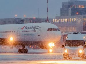 Аэропорту Екатеринбурга расширили список стран для полетов