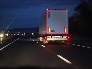 Транспортный коридор для транзитных грузовиков опять откроется в Новосибирске
