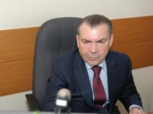 Юрий Данильченко попросил отпустить его из Заксобрания