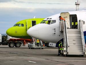 Грузооборот красноярского аэропорта вернулся к росту
