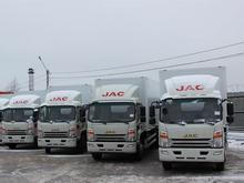 Красноярск временно закроют для грузовиков
