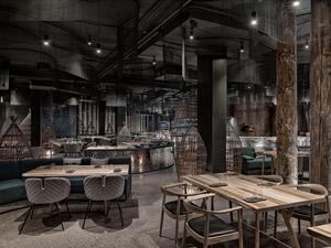 Интерьер «Тунгуски» признали лучшим среди ресторанов и отелей России