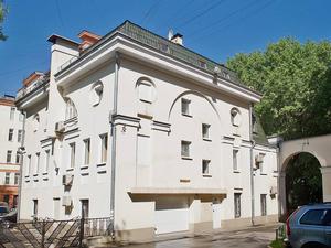 Правительство Челябинской области готовится повторно продать свой особняк в Москве