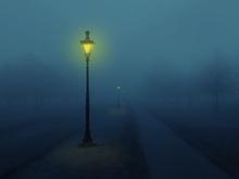 В Нижнем Новгороде ищут компанию, которая даст свет на Нижневолжской набережной