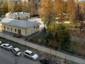 Помещение под мини-гостиницу с видом на парк продают в центре Новосибирска