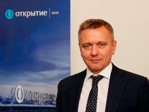 Управляющим Сибирским филиалом банка «Открытие» стал Вячеслав Брюханов