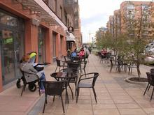 Рестораторам на проспекте Мира в Красноярске предлагают прирасти уличным форматом