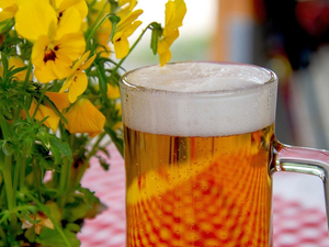 В производстве пива стали использовать меньше воды