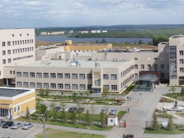 Госпиталь ВИт занимает обширную территорию