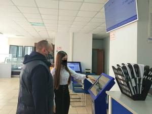 Россети в Красноярске вернулись к очному формату работы