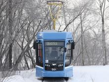 Стало известно, когда по Челябинску поедут обещанные Текслером новые трамваи