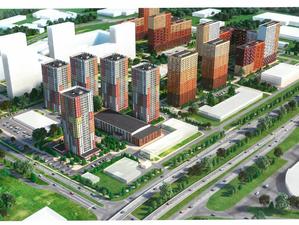 В Екатеринбурге построят 58 тыс. кв. м жилья на бывшей промплощадке