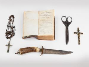 Вампиры, шпионки, пираты и еретики. Экскурсия DK.RU в частный музей оружия Игоря Алтушкина