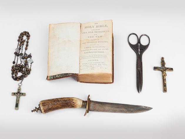 Набор охотника на вампиров. Англия, 18 век