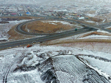Два участка трассы «Сибирь» в Красноярском крае станут четырехполосными