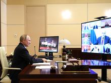 План на 460 млрд. Глеб Никитин рассказал Путину, как будет развивать Нижегородскую область