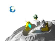 Райффайзенбанк будет выдавать ипотеку на Луне