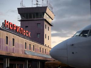 Мэрия Норильска хочет сделать городской аэропорт международным