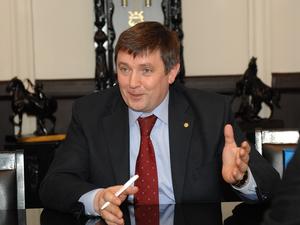 Виктор Кокшаров: «По количеству бюджетных мест мы уже обошли МГУ»