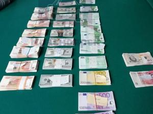 Силовики изъяли у Константина Егорова валюту, золото и автомобили