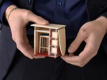 Школьник из Дудинки придумал стол-трансформер для маленьких квартир